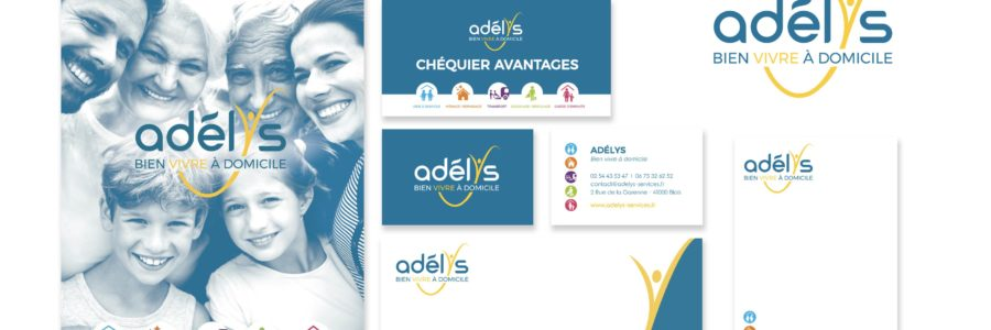 Identité visuelle – Adelys