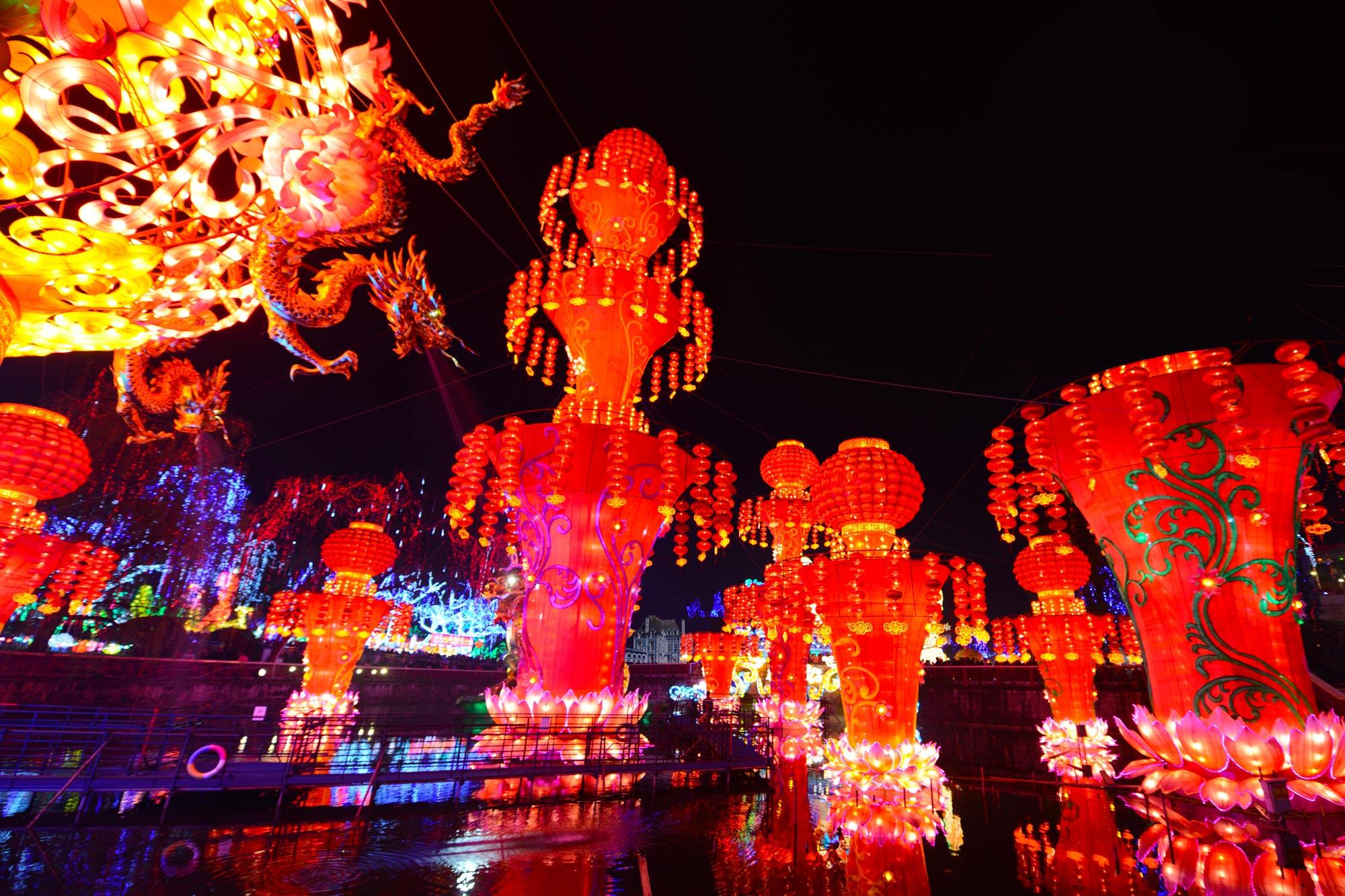Festival des Lumières Célestes à Selles-sur-Cher
